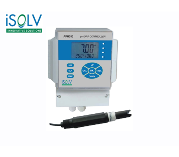 pH Meter iSOLV APH38 1 aph38