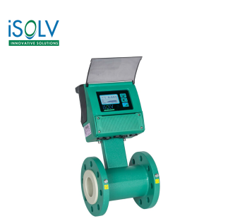 Electromagnetic Flowmeter  iSOLV EFS803B Battery Powered Electromagnetic Flowmeter <br> 2 efs803b