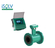 Electromagnetic Flowmeter  iSOLV EFS803B Battery Powered Electromagnetic Flowmeter