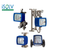 Variable Area Flowmeter iSOLV MT28  Metal Tube Variable Area Flowmeter